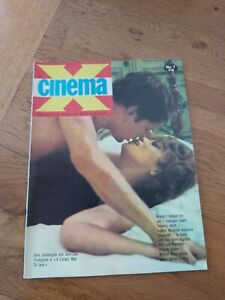 CINEMA-X-VOL-1-No-7-VINTAGE-FILM-MOVIE-MAGAZINE-circa-1970s