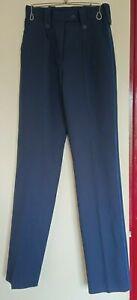 pantalon de ceremonie Police Municipale, liseré bleu, Taille 38