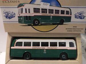 CORGI-CLASSICS-97018-Weymann-single-deck-bus-Dundee-corporation-42