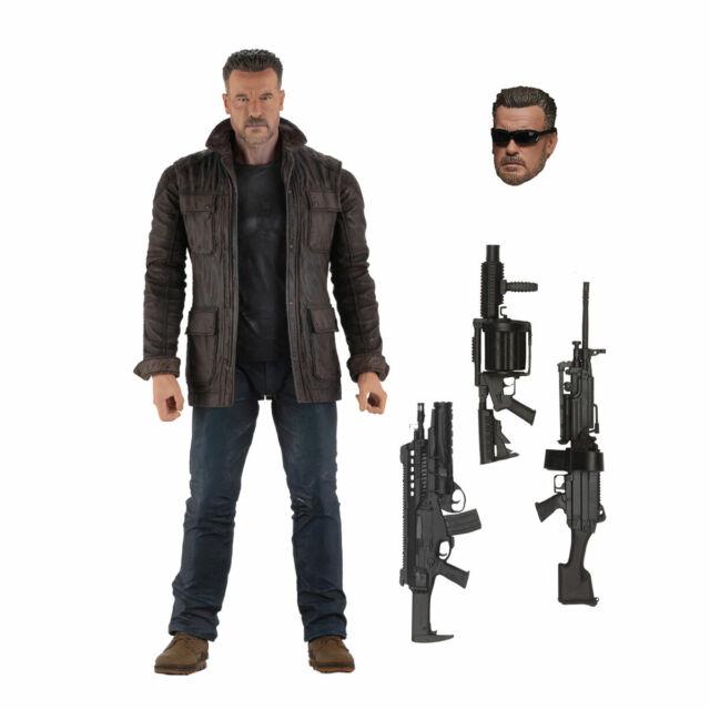 """Terminator: Dark Fate - T-800 17cm(7"""") Action Figure"""