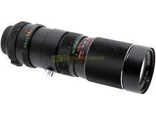 Vivitar Auto Zoom 90/230mm f4,5 innesto vite M42 (42x1). Anche per digitali