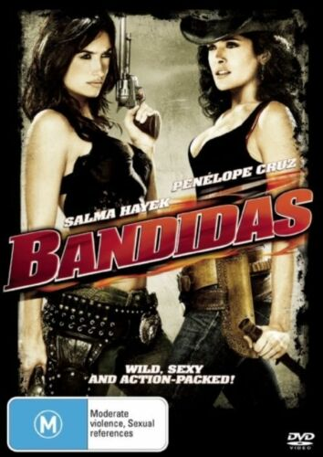 1 of 1 - Bandidas (DVD, 2007) R4 PAL NEW FREE POST