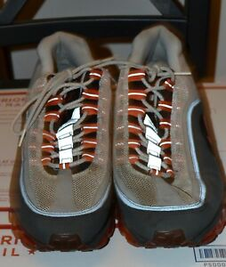 083441781a28 Nike Air Max 24-7 Neutral Gray Sneakers Sz 13 Style   397252 011
