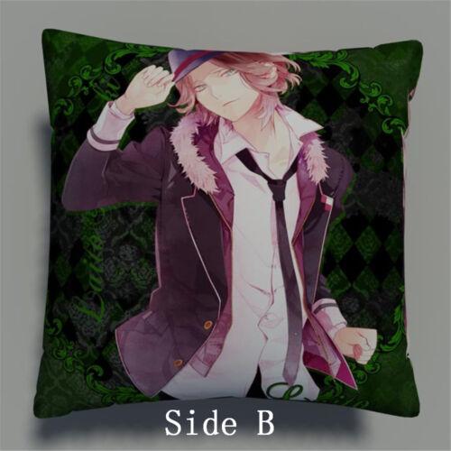 Diabolik Lovers Anime Manga two sides Pillow Cushion Case Cover 527