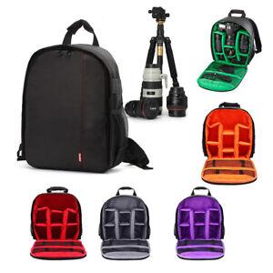 Digital-Camera-Bag-Backpack-Photo-SLR-DSLR-Case-for-Nikon-Sony-Canon-Waterproof