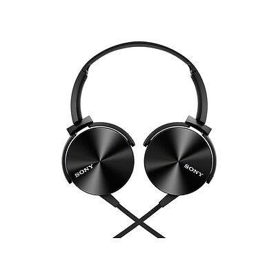 Sony MDR-XB450AP Extra Bass (XB) Headphones