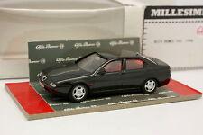 MC Modeles Résine 1/43 - Alfa Romeo 166 Noire