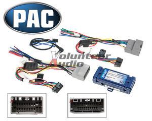 PAC RP4-CH11 Select Chrysler Radio Interface + Steering Wheel ...