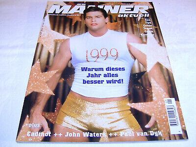 2019 Neuestes Design Männer Aktuell Magazin 01/1999