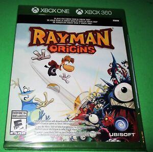 Rayman-Origins-Xbox-One-Xbox-360-New-Sealed-Free-Shipping