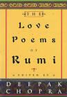 The Love Poems of Rumi by Jelaluddin Rumi, Deepak Chopra (Hardback, 1998)