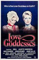 Love Goddess Seka Juliet Anderson Movie Poster Replica 13x19 Photo Print