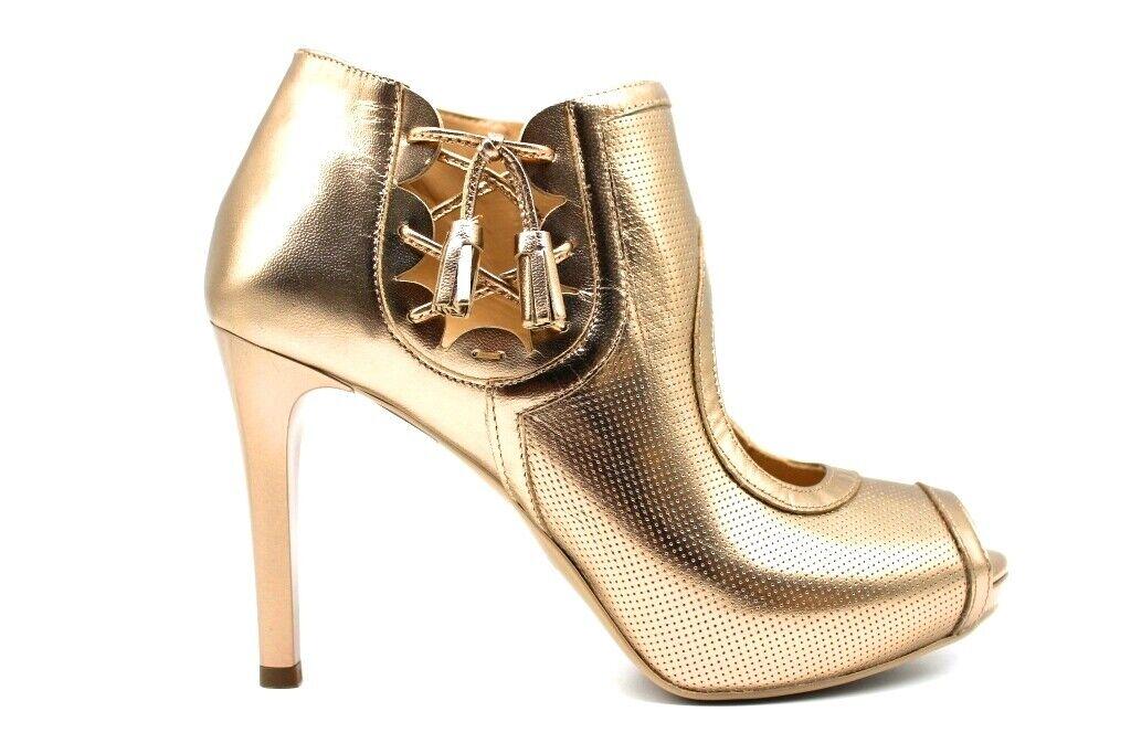 schwarz Giardini P907867DE Gold Schuhe Sandalen Gefedert Elegant Absatzschuhe