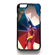 Marvel Comics Batman Superhero Hard Phone Case For iPhone 5/5s 6/6s iPod Touch