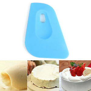 Cake Decoration Dough : Silicone Bird Shape Cream Scraper Cake Dough Cutter Baking ...