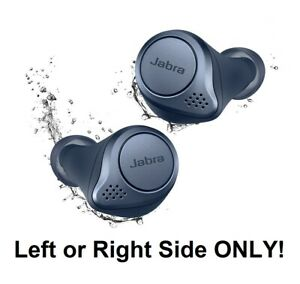 NEW Jabra Active 75t Navy True Wireless Replacement Earbud - LEFT or RIGHT Only!