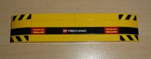 LEGO Technik Technic 1 großes Panel Ersatzteil für 8043 Verkleidung