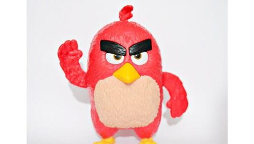 """Angry Birds /""""Rojo/"""" Grande Figura De Acción-Juguete De Burger King Coleccionable Regalo de Cumpleaños"""