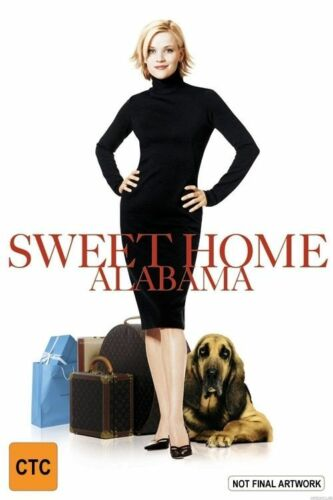 1 of 1 - SWEET HOME ALABAMA DVD AS NEW FREE SHIPPING