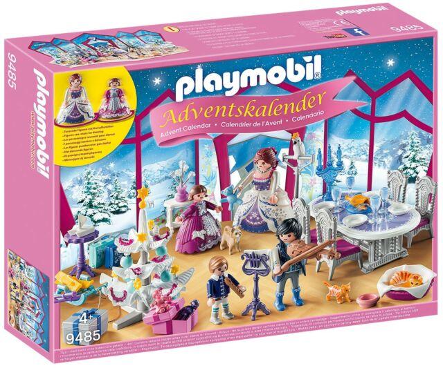 Playmobil Advent Calendar Christmas Ball Set #9485