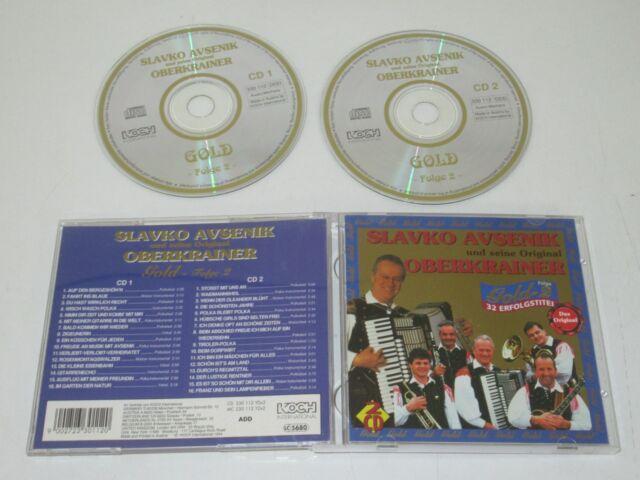 Fr.slavko Avensik E S.Original Oberkrainer ( Koch 330 112) 2XCD Album
