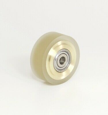 """NEW PINCH ROLLER TECHNICS RS-1500//1520//1700 1//4/"""" MACHINES DUAL BEARINGS ATHAN"""