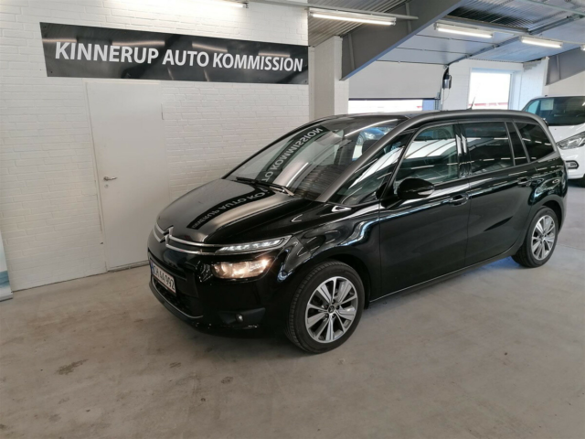 Citroën Grand C4 Picasso 2,0 BlueHDi 150 Exclusive EAT6…