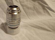 Nikon BD PlanApo 40/0.80  -  210mm Microscope Objective Plan Apo  M26 Thread 40X