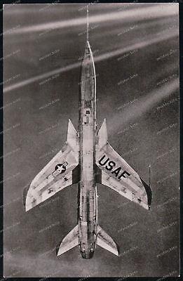 Sammeln & Seltenes Foto-ak-republic-f-105-thunderchief-flugzeug-airplane-