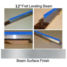 Long Span 12'' Fretboard Fret Leveling/Sanding Beam Guitar Tools for Luthier