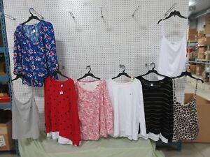 Maniche da Camicia Top maniche 3xl Abiti da lunghe donna 8 donna corte a R8qYwTO