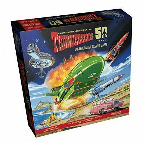 Above /& Beyond by Modiphius Entertainment FREE SHIPPING *NEW* Thunderbirds