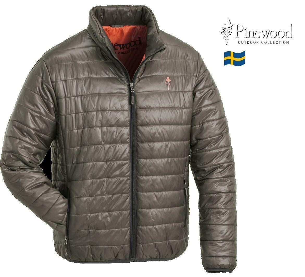 Pinewood   Hubert  chaqueta-viento densidad y precioso cálida acolchado Al aire libre chaqueta  protección post-venta