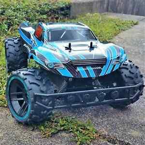 RC-Ferngesteuertes-AUTO-Monster-Buggys-Pick-Up-Kinder-Geschenk-Spielzeug-RR08A