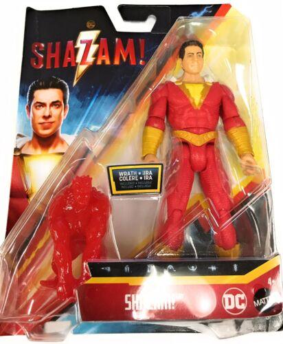 "Shazam Wrath Mattel 6/"" Action articulée figure Power Slinger 2018 #417"
