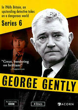 George Gently: Series 6 (DVD, 2014, 4-Disc Set) Watched once