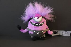 One-6-Inch-Purple-Minion-Soft-Plush-Stuffed-Toy-Doll-DESPICABLE-ME-Action