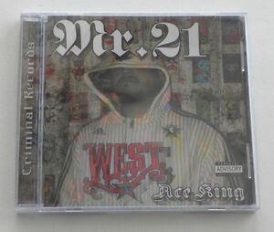 NEW sealed  Mr. 21  Ace King  CD  21 Tracks