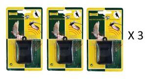Menge-3-Schlepper-Ultraschall-Tauben-Bald-Maus-Voegel-gegen-5-Rechts-10m-Lucifer