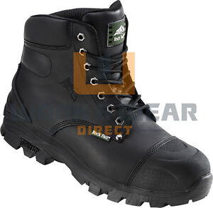 Men's Shoes Rock Fall Pro Man Orlando Tc35c S3 Honey Nubuck Steel Toe Cap Work Safety Boots