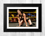 Paige 1 WWE A4 signed mounted photograph picture poster Choice of frame