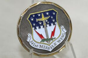 U-S-Air-Force-Malmstrom-AFB-341st-Missile-Wing-Challenge-Coin