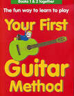 Your First Guitar Method Omnibus Edition by Mary Thompson (Paperback, 1985)