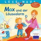LESEMAUS 35: Max und der Läusealarm von Christian Tielmann (2015, Taschenbuch)