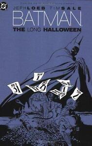 Batman: Batman   The Long Halloween By Jeph Loeb (1999, Paperback, Revised)