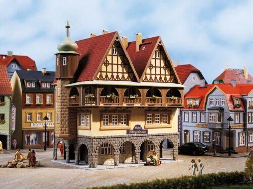 TT 12348 Hotel Bürgerhaus Auhagen H0