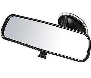 Suction Cup Adjustable Dipping Anti Glare Rear View Mirror fits TOYOTA