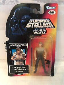 Star Wars Le Pouvoir De La Force Dagobah Luke Italien