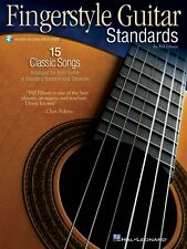 Fingerstyle Guitar Standards : 15 Classic Songs Arranged for Solo Guitar by Bill Piburn (2006, Paperback / Mixed Media)