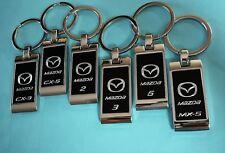 Schlüsselanhänger NEU NEW MAZDA 2 3 5 6 CX 5 CX 7 CX 9 MX 3 MX 5 CX3